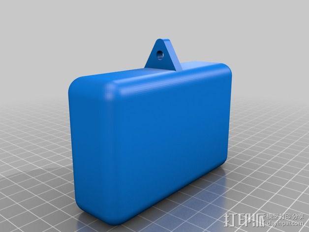 狗狗排便器 3D模型  图4