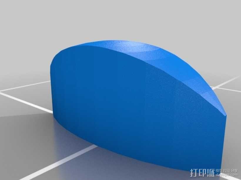 霸王龙头部肌肉组织 3D模型  图13