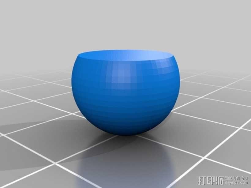 霸王龙头部肌肉组织 3D模型  图12