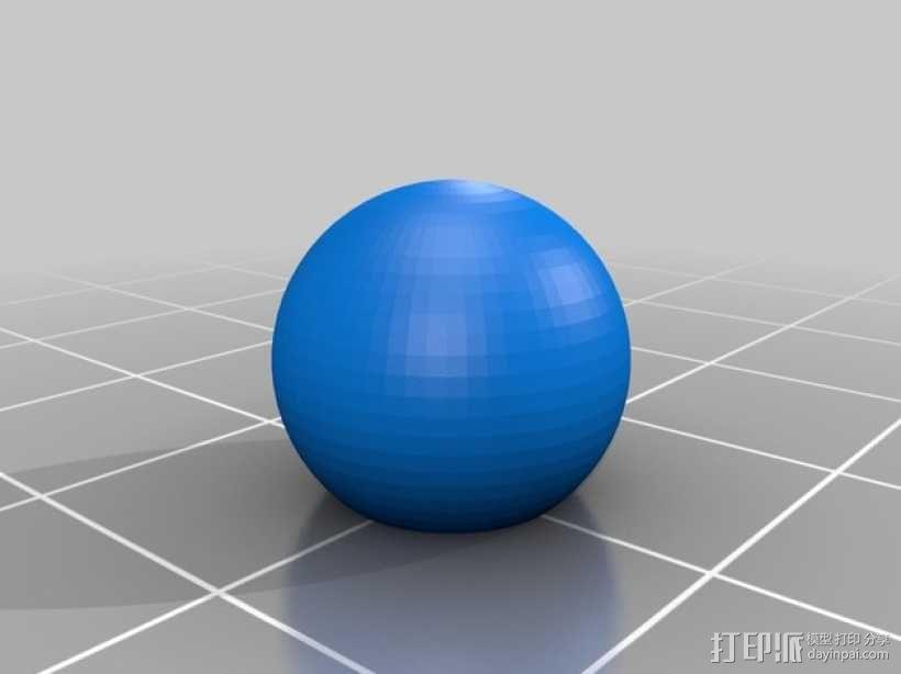霸王龙头部肌肉组织 3D模型  图31