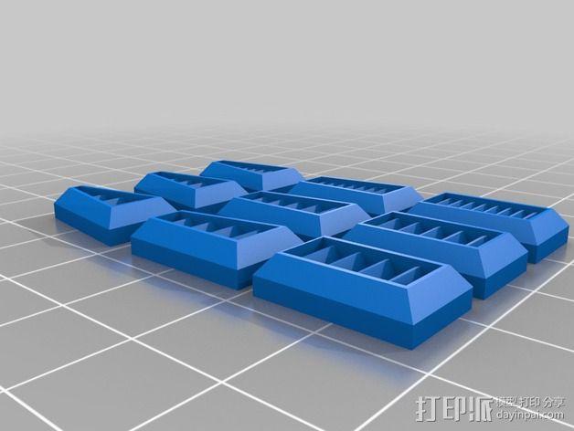 机器人模型组件 3D模型  图3