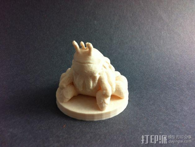 外星人 3D模型  图1