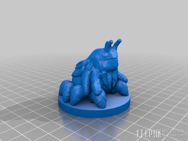 外星人 3D模型  图2
