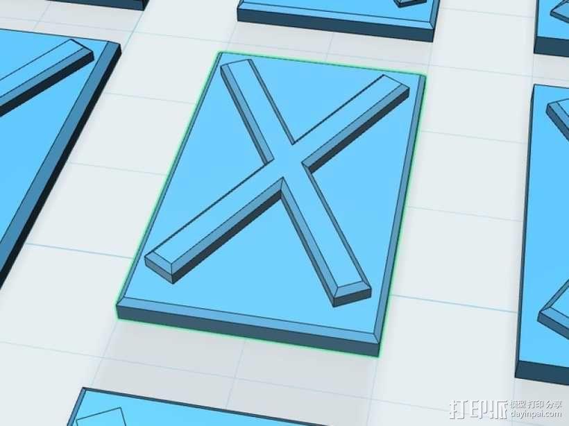 塑料仪表板 3D模型  图7