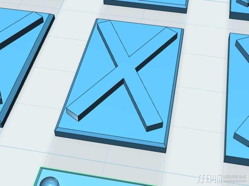 塑料仪表板 3D模型  图9