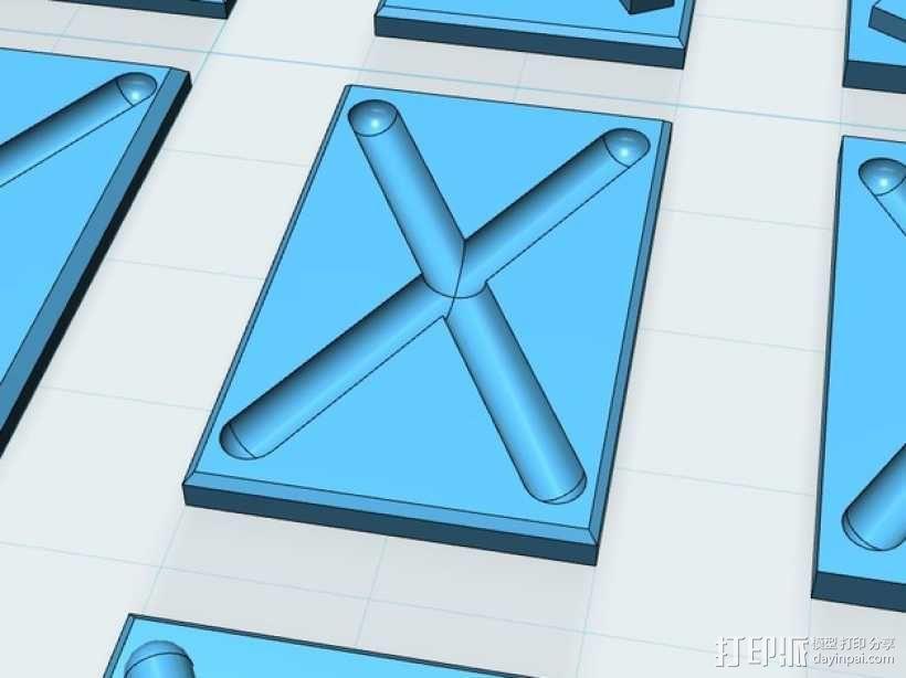 塑料仪表板 3D模型  图12