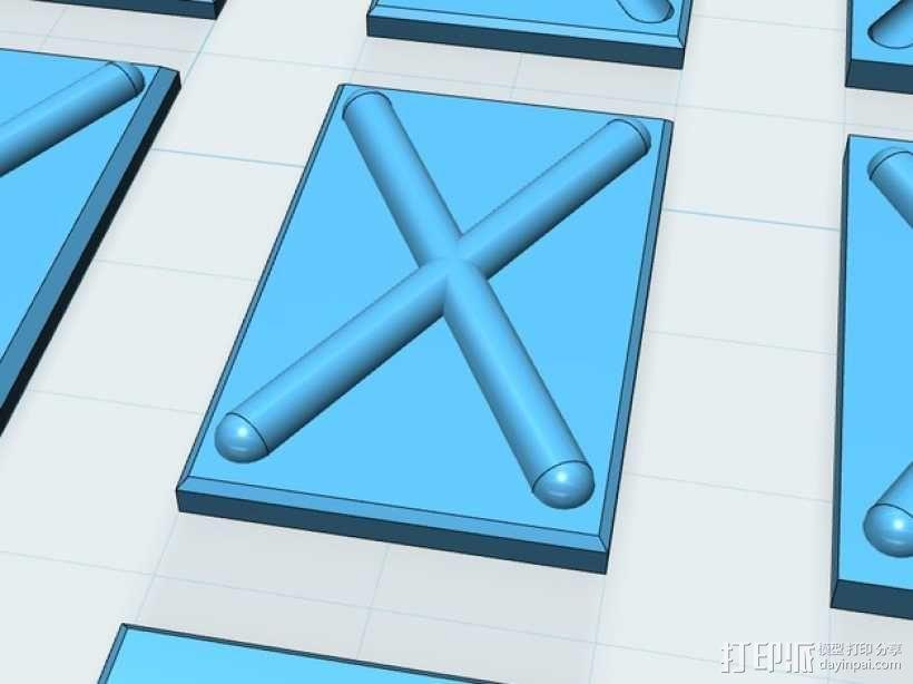 塑料仪表板 3D模型  图16