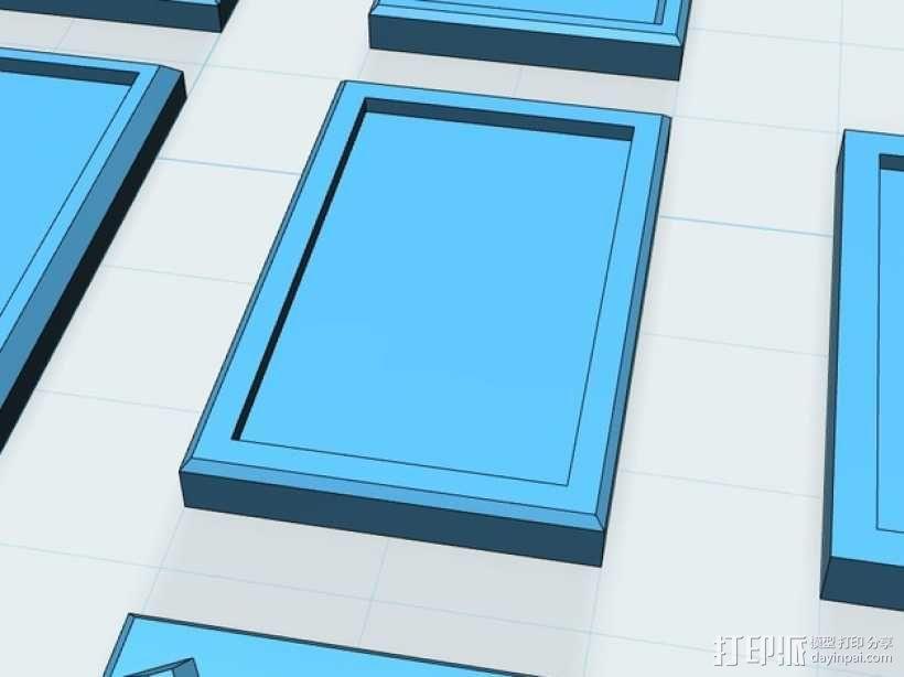 塑料仪表板 3D模型  图15