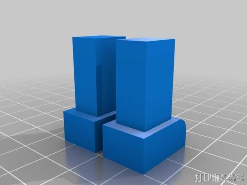 FezBot 机器人 3D模型  图2