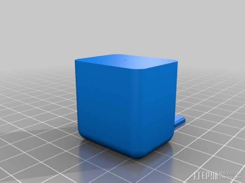 FezBot 机器人 3D模型  图4