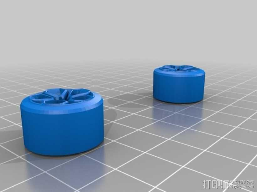 Lamborghini Aventador兰博基尼跑车 3D模型  图10