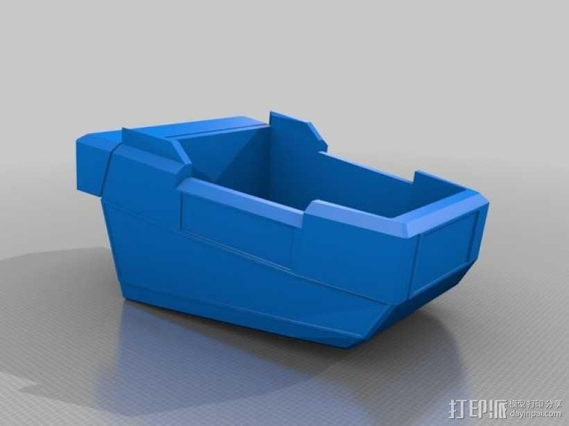 合金装备机甲 3D模型  图3