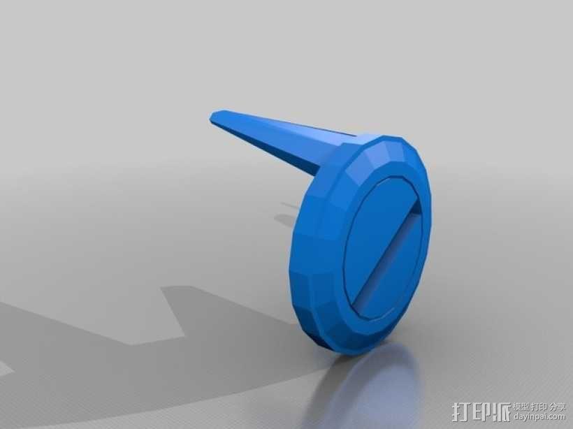 合金装备机甲 3D模型  图5