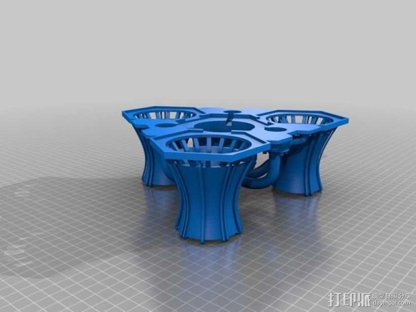 核电站 3D模型  图3