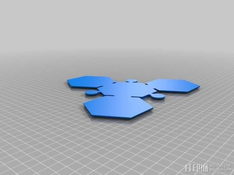核电站 3D模型  图2