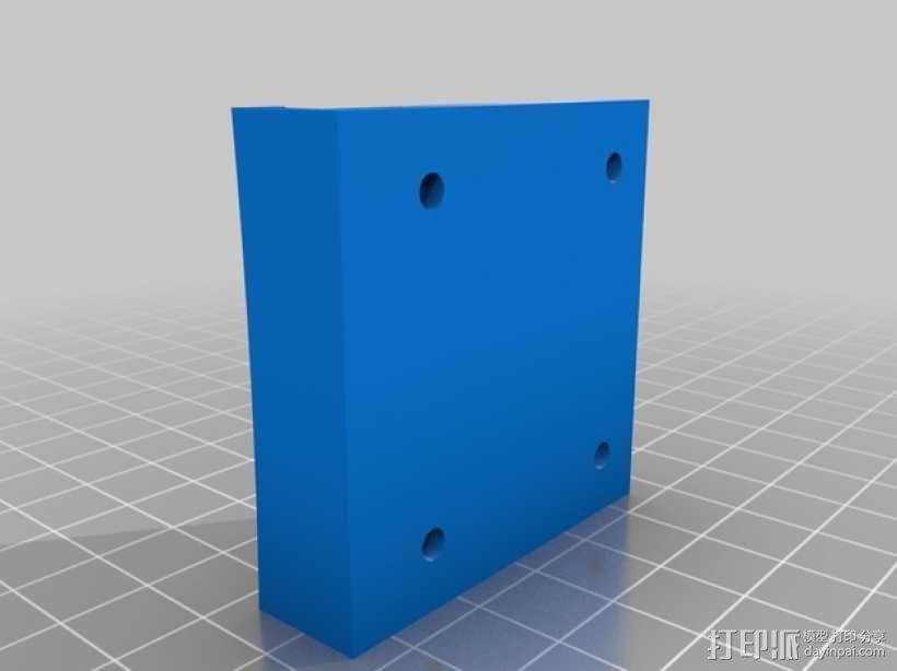 螺旋桨推力计 3D模型  图5