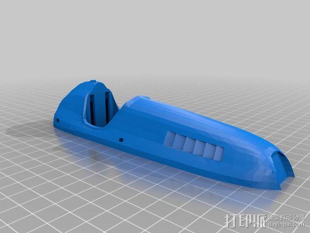 经典敞篷跑车 3D模型  图7