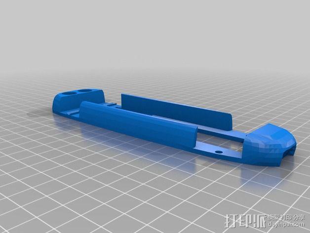 经典敞篷跑车 3D模型  图8