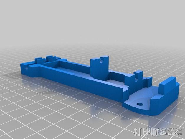经典敞篷跑车 3D模型  图9