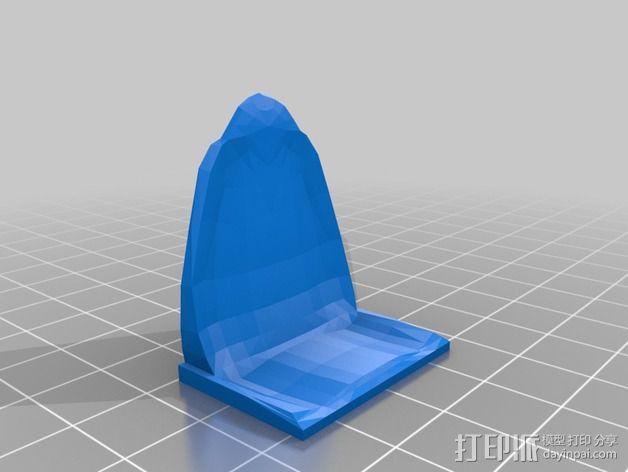 经典敞篷跑车 3D模型  图11