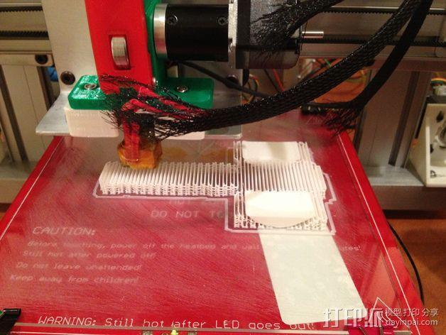 法摩尔拖拉机 3D模型  图2