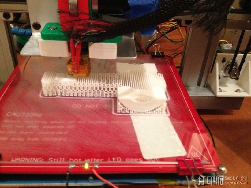法摩尔拖拉机 3D模型  图3