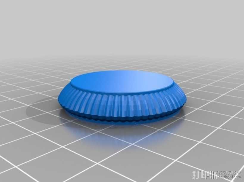 太空迷失机器人 3D模型  图3
