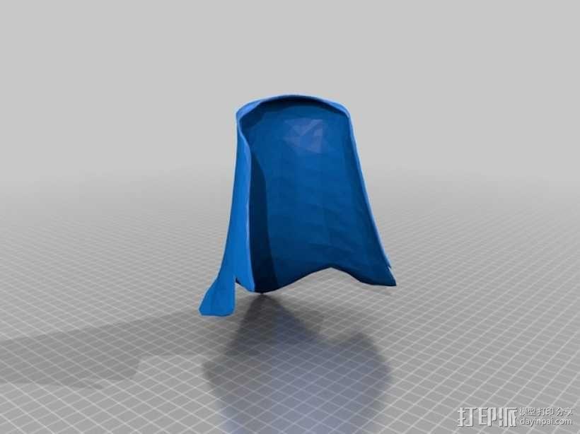 刀塔传奇Invoker人物造型模型 3D模型  图6