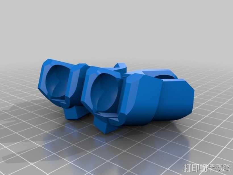 泰坦陨落大力神Atlas模型 3D模型  图4