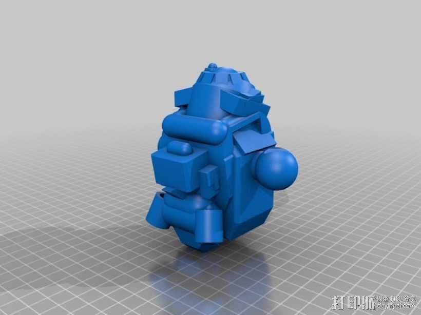 泰坦陨落大力神Atlas模型 3D模型  图6