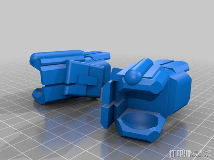 泰坦陨落大力神Atlas模型 3D模型  图8