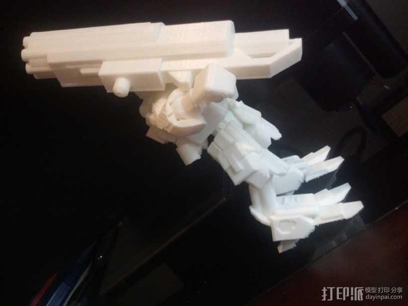 泰坦陨落大力神Atlas模型 3D模型  图11