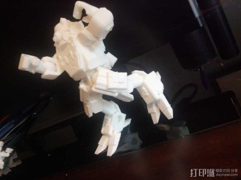 泰坦陨落大力神Atlas模型 3D模型  图12