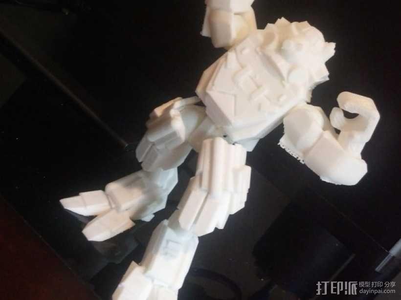 泰坦陨落大力神Atlas模型 3D模型  图14