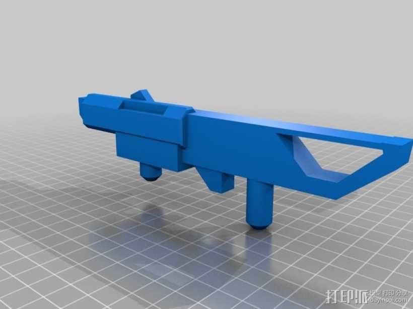 泰坦陨落大力神Atlas模型 3D模型  图15