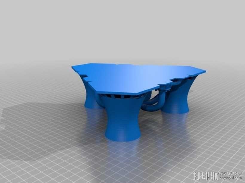 核电站模型  3D模型  图7