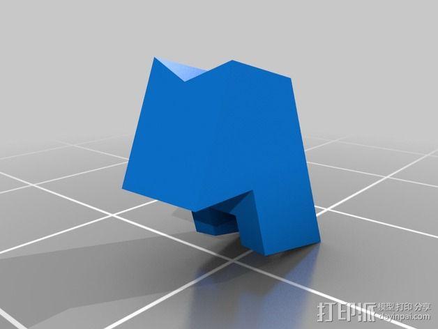 拜伦5号战斗机 3D模型  图17