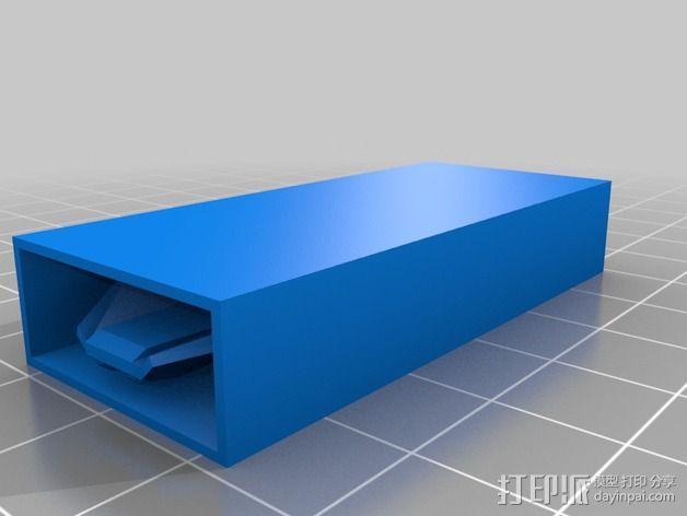 拜伦5号战斗机 3D模型  图21