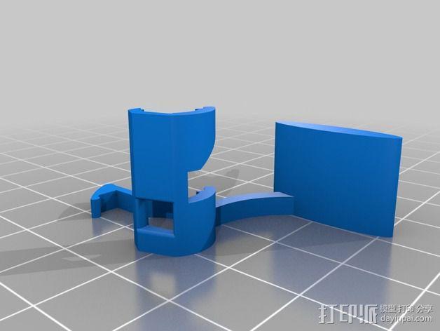 哈德森自卸铁路货车 3D模型  图9