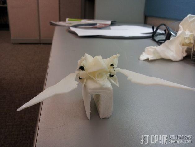 Star Fox飞机模型 3D模型  图6
