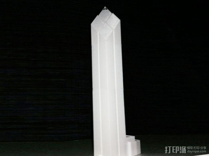 世贸中心大楼 3D模型  图1