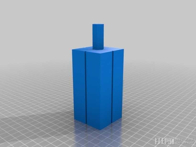 世贸中心大楼 3D模型  图3