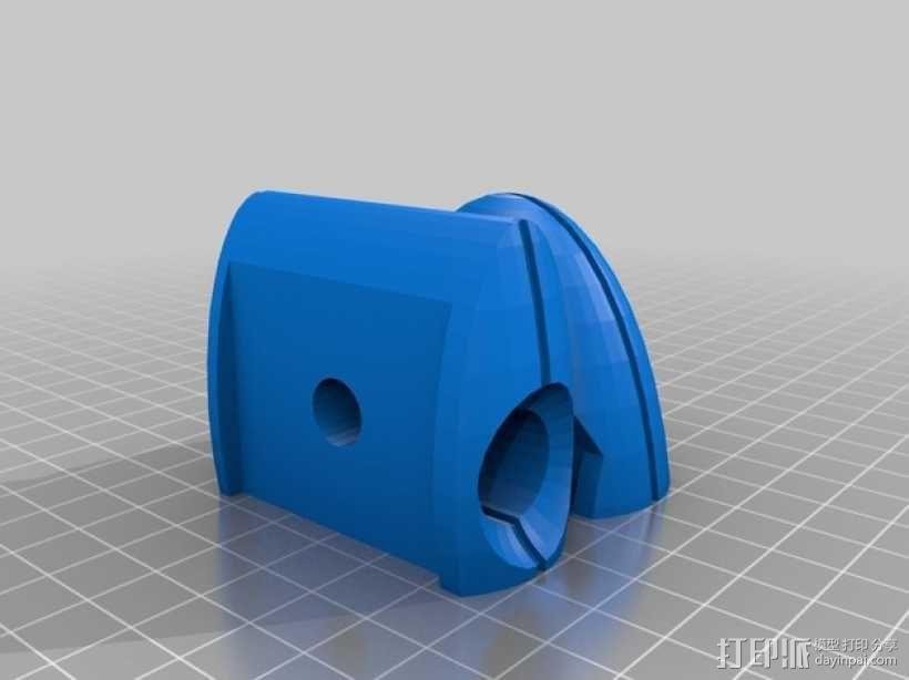 哨兵炮塔 3D模型  图6