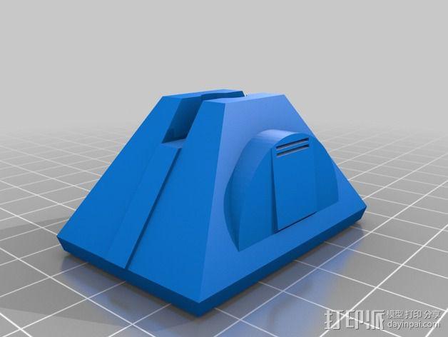 R2D2机器人 3D模型  图6