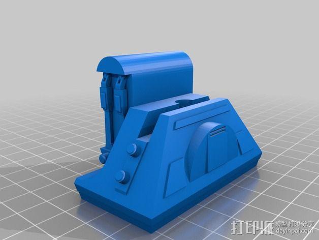 R2D2机器人 3D模型  图10