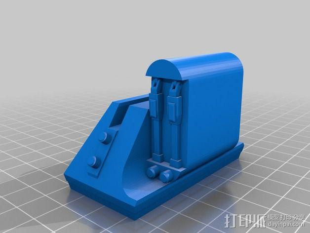 R2D2机器人 3D模型  图12