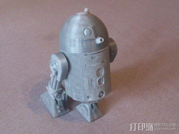R2D2机器人 3D模型  图16