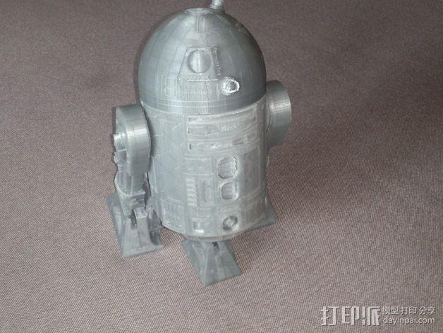 R2D2机器人 3D模型  图20