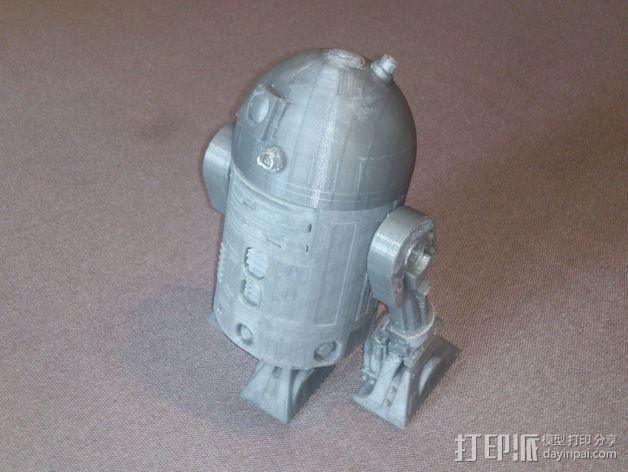 R2D2机器人 3D模型  图17