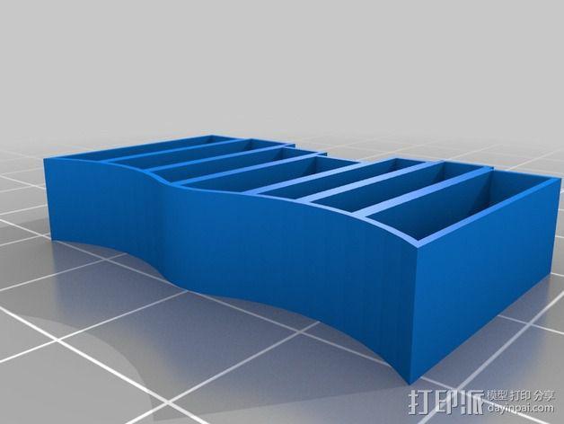 迷你家具 3D模型  图2